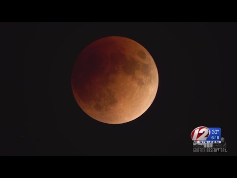 Mark -  Are you ready for the SUPER BLOOD WOLF MOON? Watch it LIVE