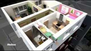 Рекуперация воздуха в квартире(Современные технологии сохранения тепла с использование пластинчатого рекуператора., 2013-10-20T11:03:38.000Z)