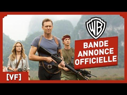 Kong : Skull Island - Bande Annonce Officielle 4 (VF) - Tom Hiddleston / Brie Larson
