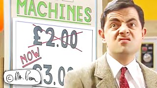 Download Bad LUCK | Mr Bean Funny Clips | Mr Bean Official