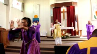 Say Yes-Shekinah Glory-Praise Dance