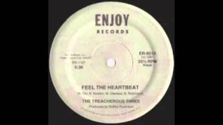 Pumpkin & Friends - Feel The Heartbeat (Instrumental) [Enjoy, 1981]