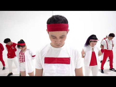 Saykoji - Merah Putih | Dance Choreography by @allstyleina