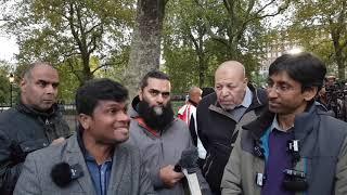 P2 Christian Deception! Shabir Vs Arul Speaker's Corner Hyde Park