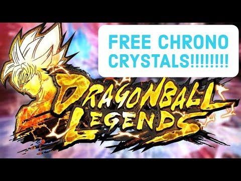 HACK FOR FREE CHRONO CRYSTALS IN DRAGON BALL LEGENDS NOVEMBER 12/2018!!!!!! NO HUMAN VERIFICATION!!!