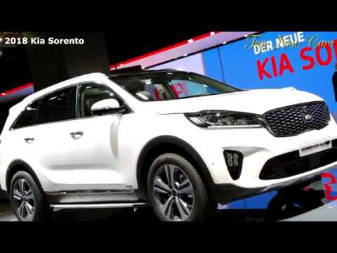 2018 kia sorento gt line tries to look sporty in frankfurt. Black Bedroom Furniture Sets. Home Design Ideas