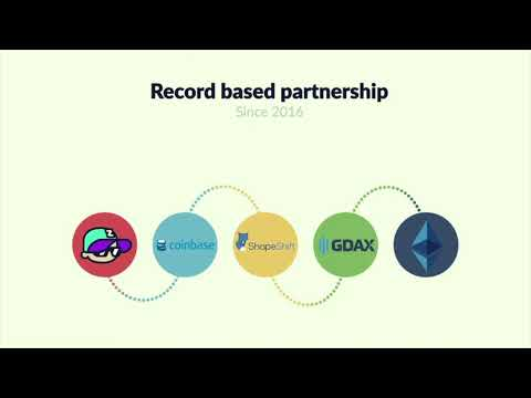 Record Based Crypto Partnership
