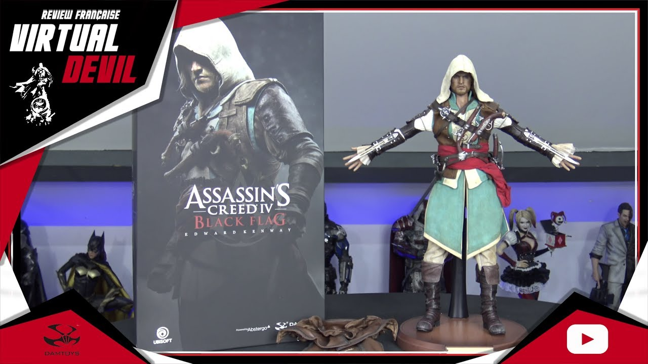 Damtoys Edward Kenway Assassin S Creed Black Flag Review