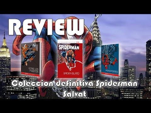 Colección definitiva Spiderman - Salvat - Marvel - Panini Comics