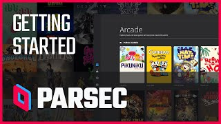 Getting Started With Parsec
