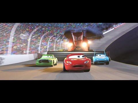 Cars Lightning Mcqueen dream HD