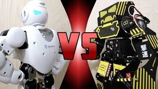 ROBOT DEATH BATTLE! - Alpha 1S VS Super Anthony (ULTIMATE ROBOT DEATH BATTLE!)