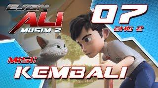 Download Video Ejen Ali - Musim 2 (EP07) Misi : Kembali [Bahagian 2] MP3 3GP MP4