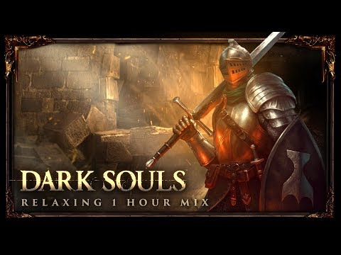 1 Hour of relaxing Dark Souls music mixed with Ambient sounds