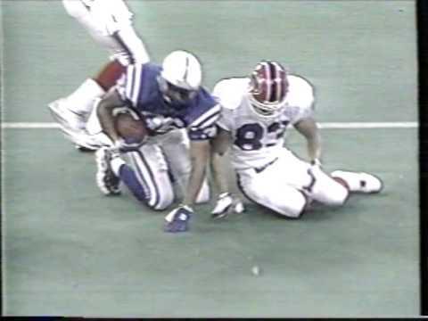 1996 - Week 14 - Buffalo Bills at Indianapolis Colts