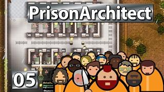 Ohne Schmarrn: Die duschen warm ► Prison Architect S2 #5