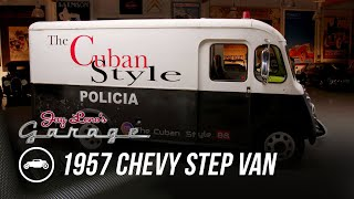homepage tile video photo for The Cuban Style 1957 Chevy Step Van - Jay Leno's Garage