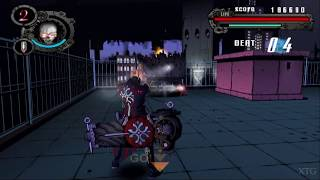 Gungrave PS2 Gameplay HD (PCSX2)