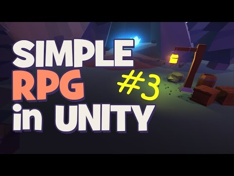 Dialogue System and Interactions | Making a Simple RPG - Unity 5 Tutorial (Part 3)