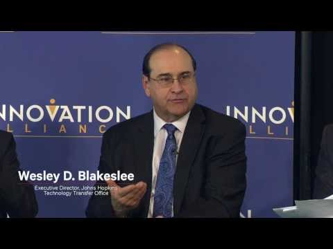 The Purpose of Patent Rights - Wesley Blakeslee, Innovation Alliance