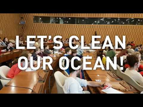 UNESCOYouthMessage for World Oceans Day 2018