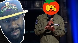 Rotten Tomatoes & The 0% Rating of Dave Chappelle's Sticks & Stones