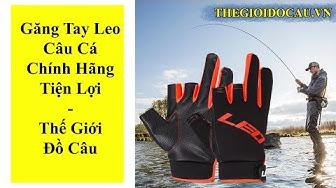 Găng Tay Leo Câu Cá Tiện Lợi - Thế Giới Đồ Câu