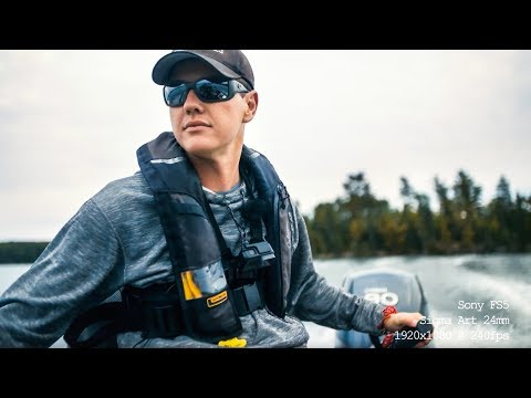 How To Film Fishing