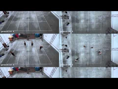 Genetic Dance Algorithm - Performance