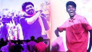 MERSAL Celebration with Thalapathy Vijay Fans! | Rohini Theatre | MY180