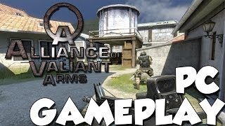 Alliance Of Valiant Arms Gameplay: PC Max Settings