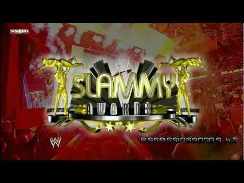 2011: WWE Slammy Awards Theme Song -