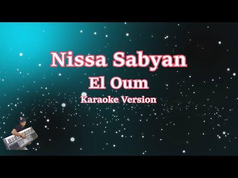 SABYAN- EL OUM (Karaoke Lirik Tanpa Vocal)