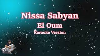[4.57 MB] SABYAN- EL OUM (Karaoke Lirik Tanpa Vocal)