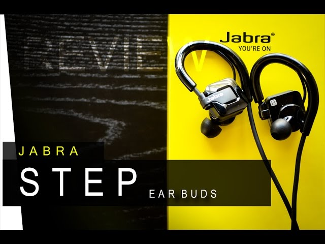 Jabra Step Wireless Bluetooth Earbuds Review Youtube