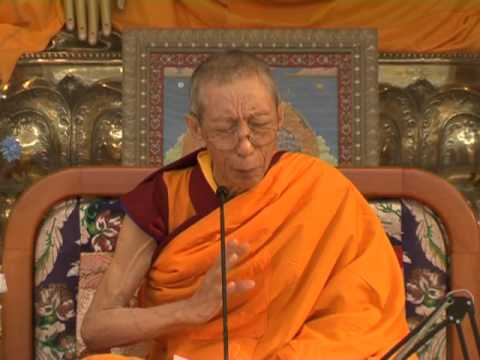 Transforming the Very Subtle Body and Mind - Venerable Geshe Kelsang Gyatso