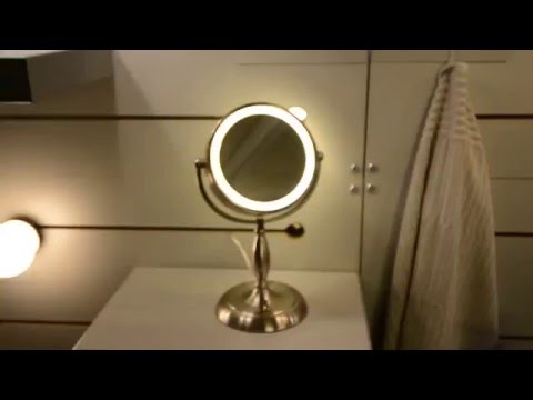 Amazon. Com: bestope makeup vanity mirror with 24 led lights, 3x/2x. Clip this coupon to save $2. 00 on this product when you buy from amazon. Com.