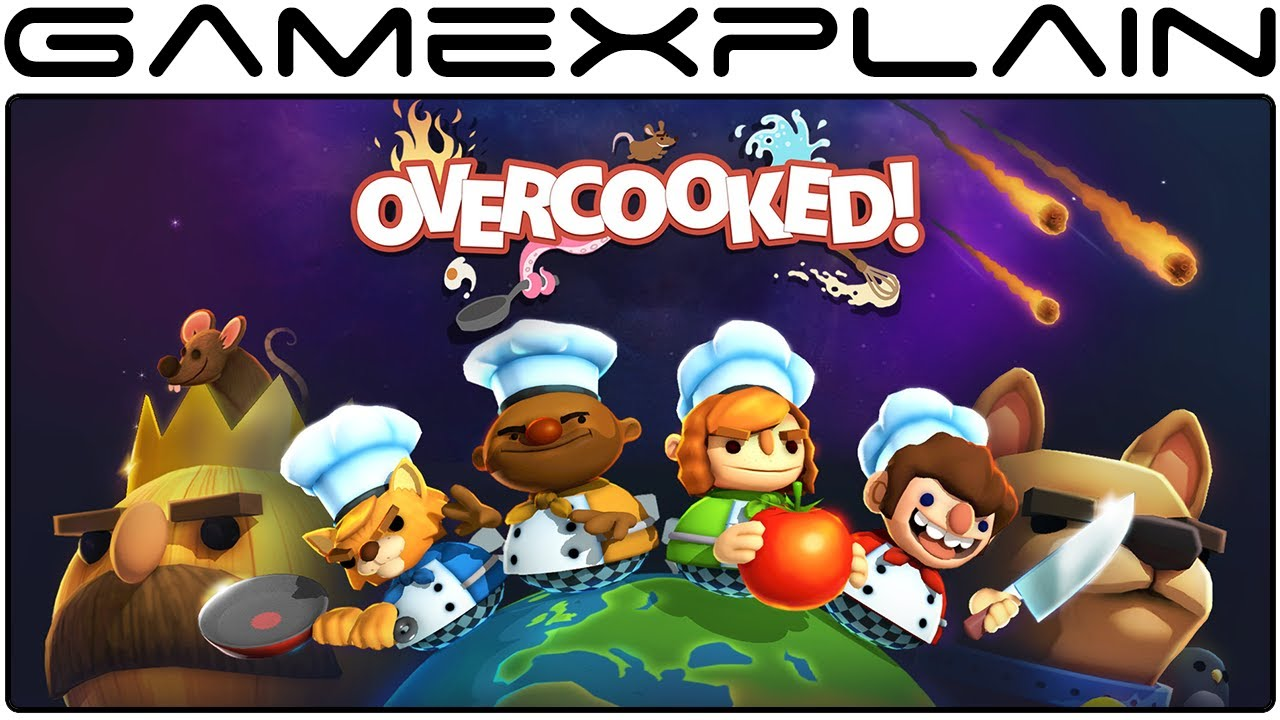 Overcooked special edition switch reddit | Nintendo Switch