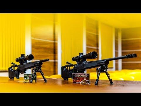DELTA 5 от Daniel Defense. Обзор двух винтовок в калибре .308win и 6.5 Creedmoor