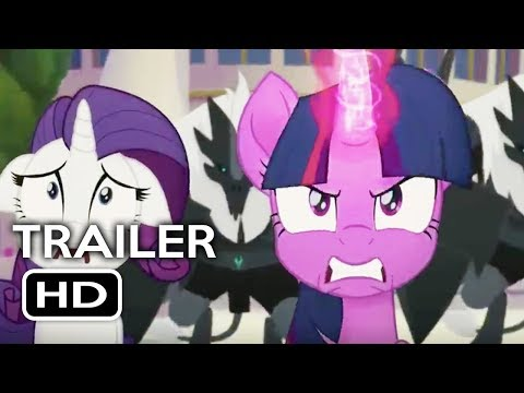 Download Youtube: My Little Pony: The Movie Official Trailer #2 (2017) Animated Movie HD