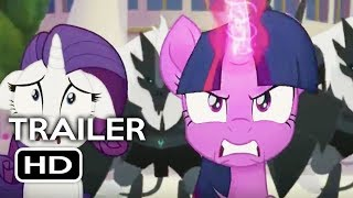 My Little Pony: The Movie Official Trailer #2 (2017) Animated Movie HD