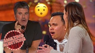 BEST Ever GOLDEN BUZZER Audition In America's Got Talent History | Amazing Auditions