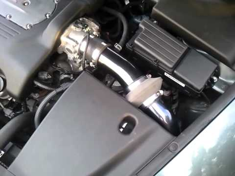 Acura TL Cold Air Intake YouTube - Acura tl cold air intake