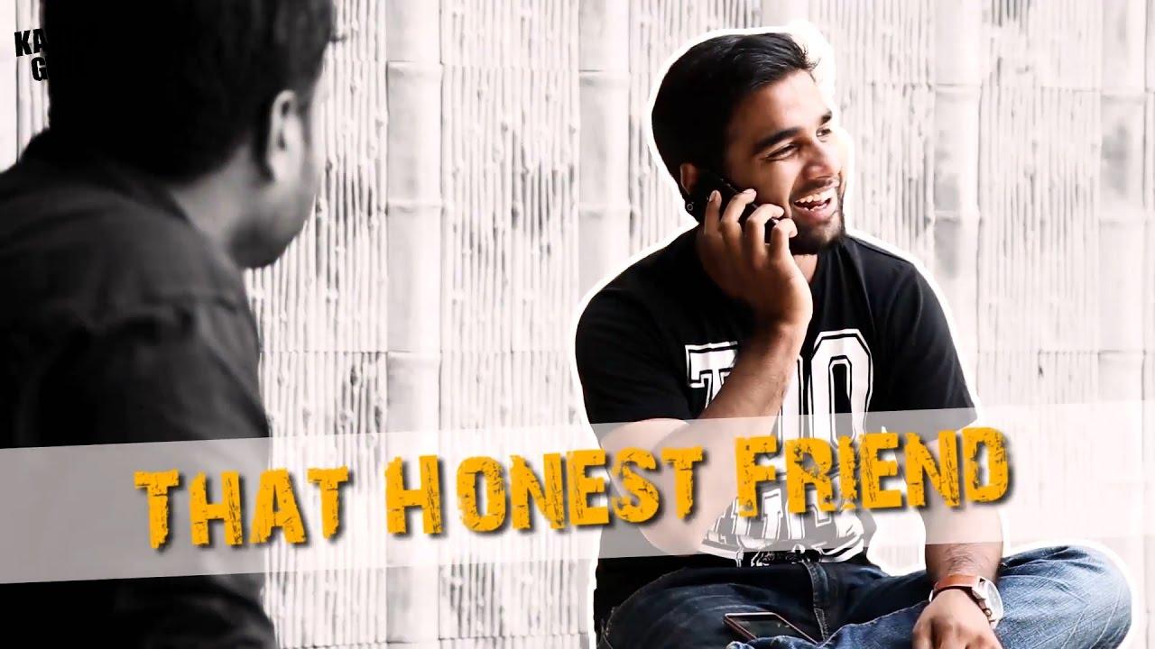 That Honest Friend   Hyderabadi   Kantri Guyz