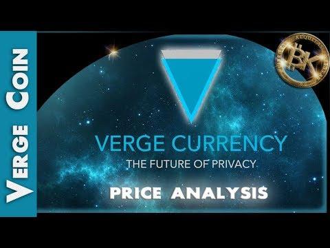 Verge Coin XVG 🔥Top Altcoins 2019 | BTC USD | Free Bitcoin Price  Prediction Analysis & Crypto News