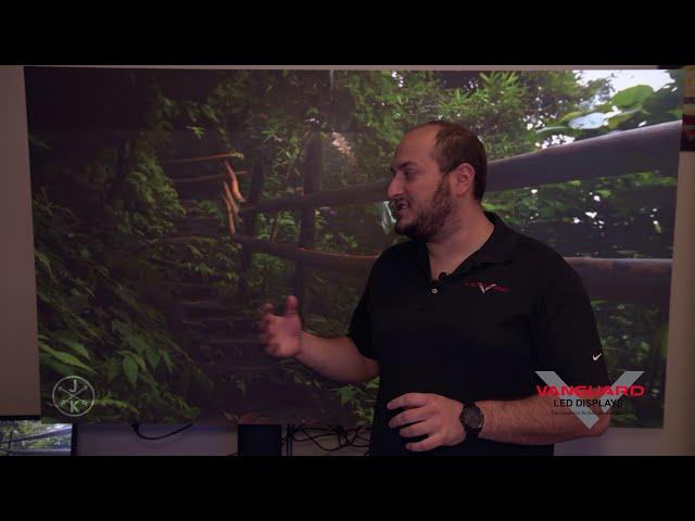Vanguard LED Displays - Axion Series - 2020
