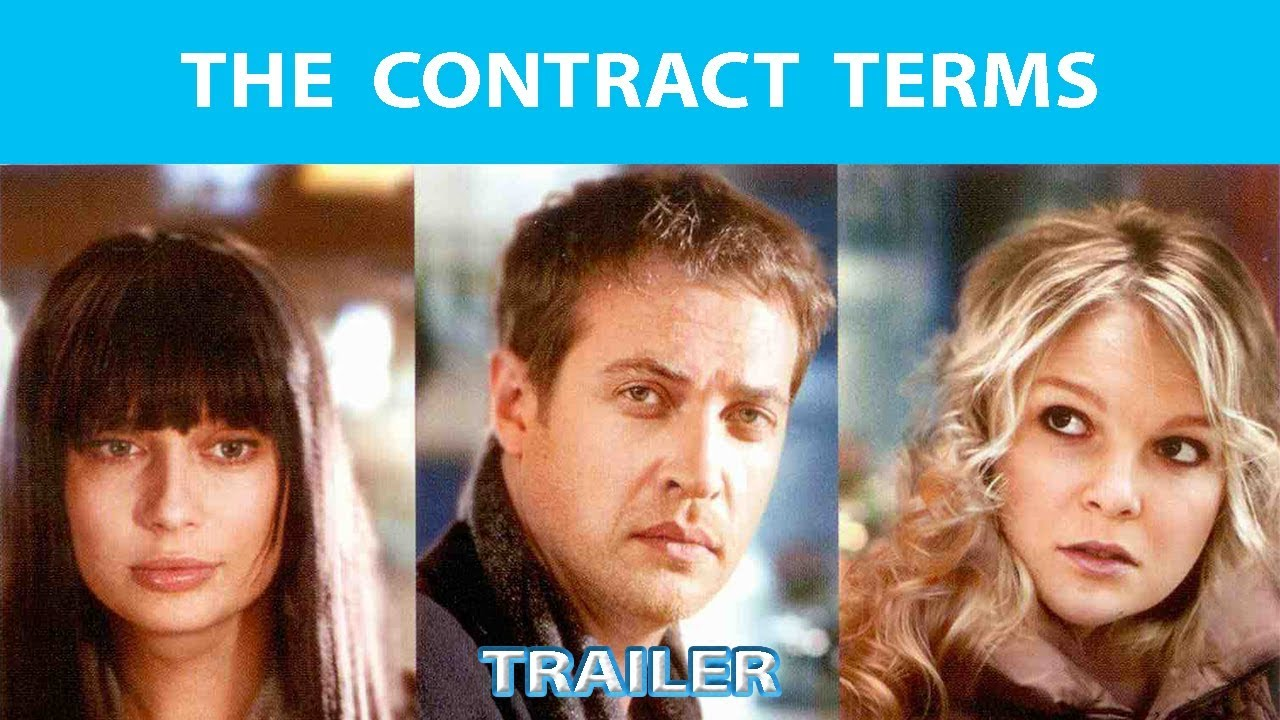 The Contract Terms. Trailer. Fenix Movie ENG. Drama - YouTube