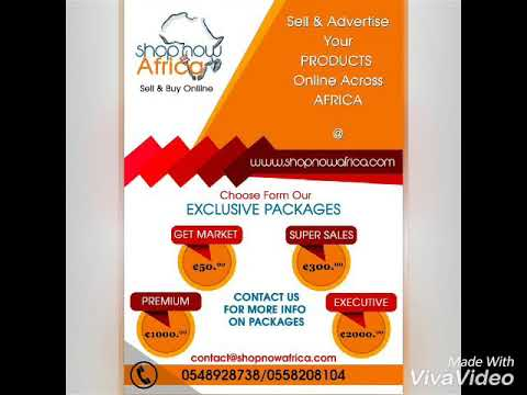 Shop Now Africa