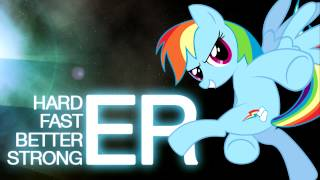 Repeat youtube video Harder Faster Better Stronger (Rainbow Dash Theme) - Daft Punk (OTIK Remix)