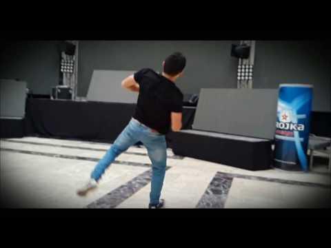 Training Before -Trojka Energy Party - Baku Tricking / Allahnezer